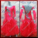 BALLROOM COMPETITION DRESS LDW (ST301)