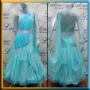 BALLROOM COMPETITION DRESS LDW (ST302)