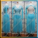 BALLROOM COMPETITION DRESS LDW (AS9)