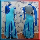 BALLROOM COMPETITION DRESS LDW (AS11)