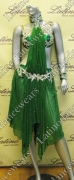 LATIN SALSA COMPETITION DRESS LDW SIZE M (VL307)