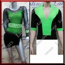 LATIN SALSA COMPETITION FOR COUPLE DRESS-SHIRT LDW (AL39/B280A)