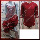 LATIN SALSA COMPETITION FOR COUPLE DRESS-SHIRT LDW (LT980/B294C)