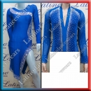 LATIN SALSA COMPETITION FOR COUPLE DRESS-SHIRT LDW (LT1041A/B229A)