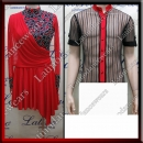 LATIN SALSA COMPETITION FOR COUPLE DRESS-SHIRT LDW (LT1066/B255)