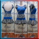LATIN SALSA COMPETITION DRESS LDW (LT1051A)