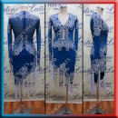 LATIN SALSA COMPETITION DRESS LDW (VL519A)