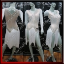 LATIN SALSA COMPETITION DRESS LDW (LT1087A)