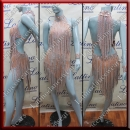 LATIN SALSA COMPETITION DRESS LDW (LS342)