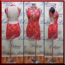 LATIN SALSA COMPETITION DRESS LDW (LS343)