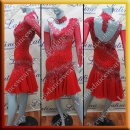LATIN SALSA COMPETITION DRESS LDW (LS344)