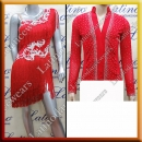 LATIN SALSA COMPETITION FOR COUPLE DRESS-SHIRT LDW (LT716D/B232B)