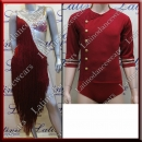 LATIN SALSA COMPETITION FOR COUPLE DRESS-SHIRT LDW (LT730/B294C)