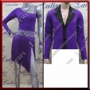 LATIN SALSA COMPETITION FOR COUPLE DRESS-SHIRT LDW (LT754/B252A)