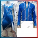 LATIN SALSA COMPETITION FOR COUPLE DRESS-SHIRT LDW (LT762A/B232C)