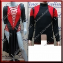 LATIN SALSA COMPETITION FOR COUPLE DRESS-SHIRT LDW (VL522/B307C)