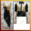 LATIN SALSA COMPETITION FOR COUPLE DRESS-SHIRT LDW (LT1074/B172A)