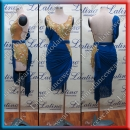 LATIN SALSA COMPETITION DRESS LDW (LT1074B)