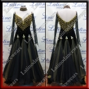 BALLROOM COMPETITION DRESS LDW (AS4A)