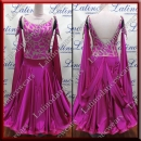 BALLROOM COMPETITION DRESS LDW (AS12)