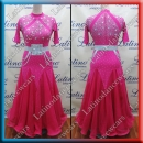 BALLROOM COMPETITION DRESS LDW (ST303)