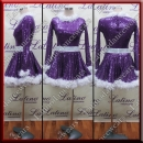 LATIN SALSA COMPETITION DRESS LDW (LS349)