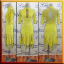 LATIN SALSA COMPETITION DRESS LDW (LT1113)