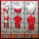 LATIN SALSA COMPETITION DRESS LDW (LT1114)