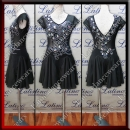 LATIN SALSA COMPETITION DRESS LDW (LT1115)
