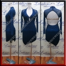 LATIN SALSA COMPETITION DRESS LDW (VL551)