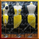 LATIN SALSA COMPETITION DRESS LDW (LS109B)