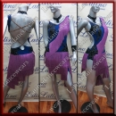 LATIN SALSA COMPETITION DRESS LDW (LT878B)