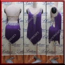 LATIN SALSA COMPETITION DRESS LDW (LT889B)