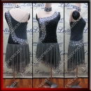 LATIN SALSA COMPETITION DRESS LDW (LT902B)