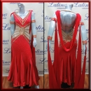 BALLROOM COMPETITION DRESS LDW (VS129)