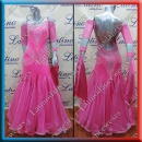 BALLROOM COMPETITION DRESS LDW (VS130)