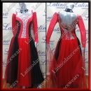 BALLROOM COMPETITION DRESS LDW (VS131)