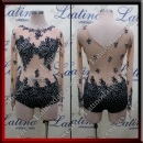 LATIN SALSA COMPETITION DRESS LDW (AL58)