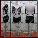 LATIN SALSA COMPETITION DRESS LDW (LT1118)