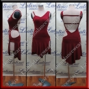 LATIN SALSA COMPETITION DRESS LDW (LT1119)