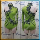 LATIN SALSA COMPETITION DRESS LDW (VL553)