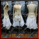 LATIN SALSA COMPETITION DRESS LDW (VL557)