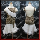 JUNIOR LATIN SALSA COMPETITION DRESS LDW (LK31)
