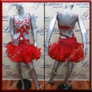 LATIN SALSA COMPETITION DRESS LDW (LT774A)