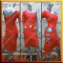 LATIN SALSA COMPETITION DRESS LDW (LT1013A)