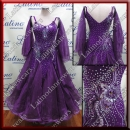 BALLROOM COMPETITION DRESS LDW (AS6A)