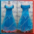 BALLROOM COMPETITION DRESS LDW (ST308)