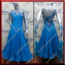 BALLROOM COMPETITION DRESS LDW (ST309)