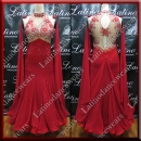 BALLROOM COMPETITION DRESS LDW (ST310)