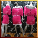 LATIN SALSA COMPETITION DRESS LDW (AL60)